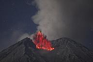 Indonesia, East Java, Semeru volcano, Eruption - RM00334