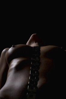 Woman's bare breast - MAE01426