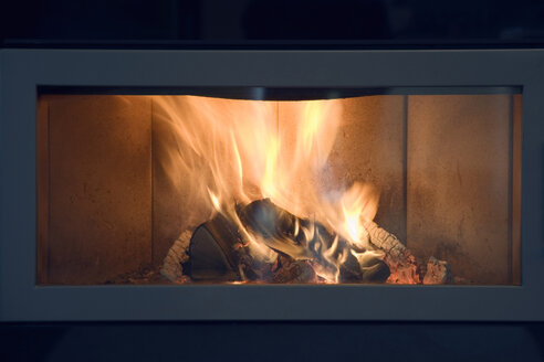 Fireplace, close-up - NHF01010
