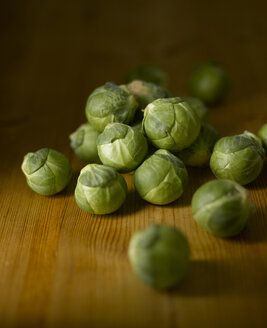 Raw Brussels sprouts - KSW00334