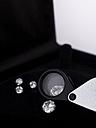 Diamonds and magnifying glass - AKF00042