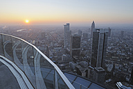 Germany, Frankfurt on the Main, Financial district - RUE00100