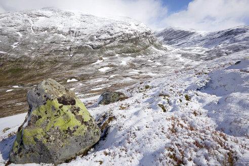 Norway, Laerdal, Mountain scenery - MR01160