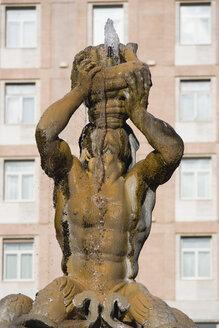 Italy, Rome, Triton Fountain - PSF00093