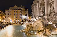 Italy, Rome, Trevi Fountain - PSF00084