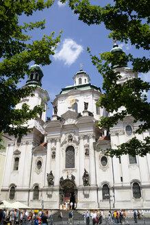 Czech Republic, Prague, St Nicholas Church - PSF00060