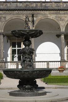 Czech Republic, Prague, Royal Garden, The Singing Fountain - PSF00045