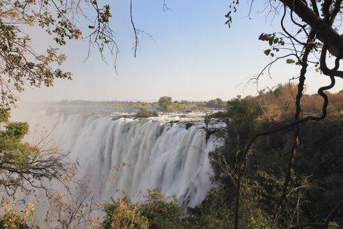 Africa, Zimbabwe, Victoria falls - PK00345
