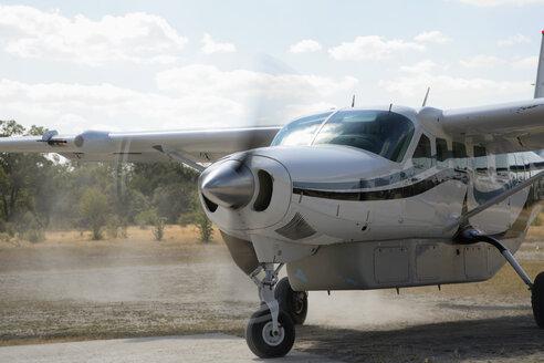 Africa, Botswana, Propeller plane - PK00327