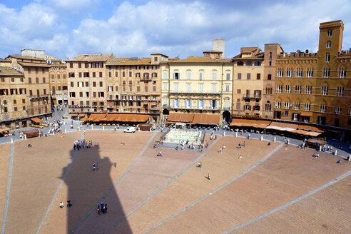 Italy, Tuscany, Siena, Piazza del Campo - PSF00244