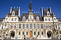 France, Paris, Town Hall - PSF00178