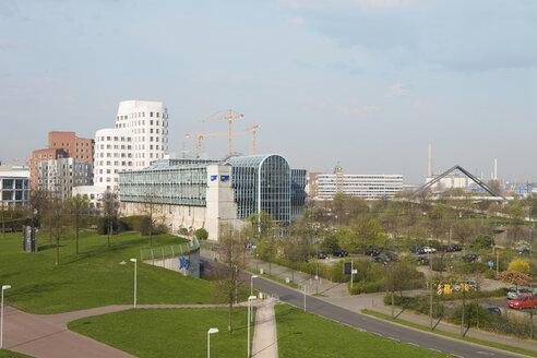 Germany, North-Rhine-Westphalia, Duesseldorf,  WDR Studio Building - UK00174