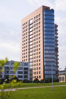 Germany, North-Rhine-Westphalia, Duesseldorf, residential building Portobello - UK00171