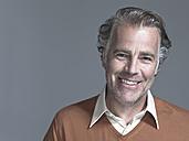 Portrait of a man, smiling - WEST12298