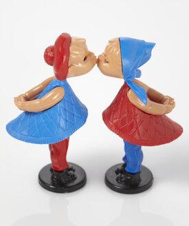 Kissing magnet figurines - TLF00318