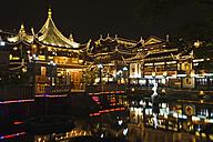 China, Shanghai, The Yuyuan Gardens - GW01029