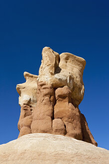 USA, Utah, Grand Staircase Escalante National Monument, Devils Garden, Rock formation - FOF01662