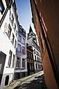 Germany, Rhineland-Palatinate, Koblenz, Old town, low angle view - 11966CS-U