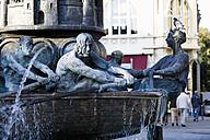 Germany, Rhineland-Palatinate, Koblenz, Historiensaeule, Goerres Square - 11933CS-U
