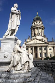 Germany, Berlin, Gendarmenmarkt, French Cathedral - PSF00396
