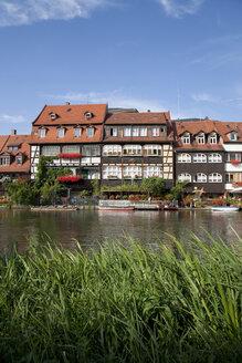 Germany, Bavaria, Franconia, Bamberg, Little Venice - WDF00605