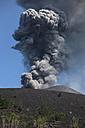 Indonesia, Sumatra, Krakatoa volcano erupting - RMF00413