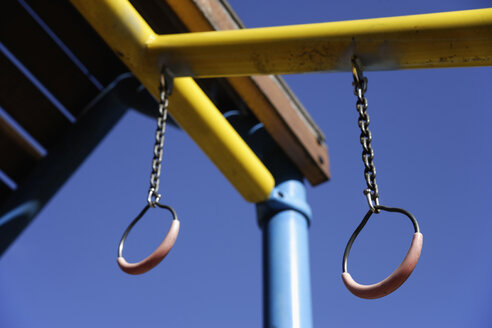 Germany, Munich, View of rings in playground - TCF01310