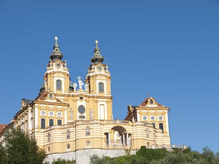 Austria,  View of Melk Abbey - LFF000180