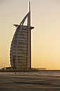 United Arab Emirates, Burj al Arab at sunset - LFF000197