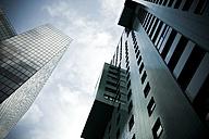 Austria, Vienna, Wienerberg City, View of architecture against sky - MBEF000035