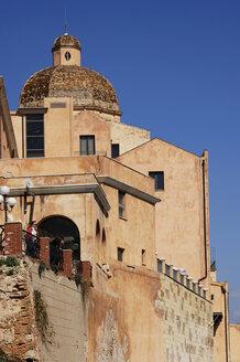 Italy, Sardinia, Cagliari, View of santa maria di castello - LRF000527