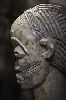 Hamburg, African figure, close-up - TLF000534