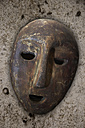 Close up of an African mask - TLF000551