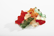 Gummy bears, close up - CSF014077