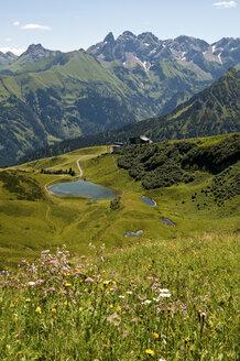 Germany, Bavaria, View of Allgaeu Alps - UMF000311