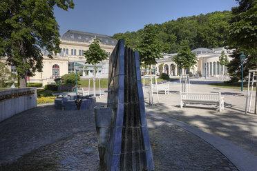 Austria, Lower Austria, Wienerwald, View of romans fountain - SIE000691