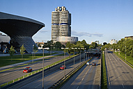 Germany, Bavaria, Munich, View of BMW headquarters - PS000437