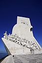 Portual, Lisbon, Belem, View of monument to the discoverers - PSF000455
