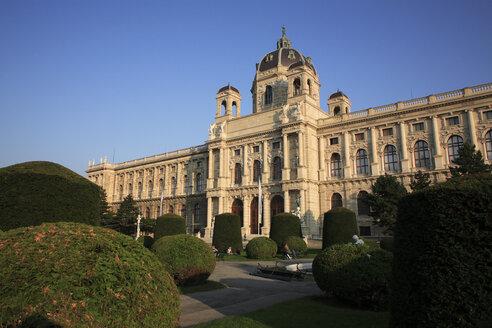 Austria, Vienna, View of Art Museum - PSF000474