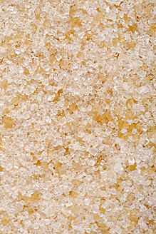Close up of coarse brown sugar - TSF000294