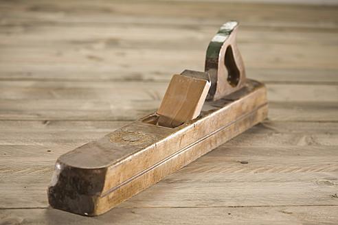 Old wood planer, close up - HKF000392