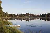 Germany, Bavaria, Upper Bavaria, Pfaffenwinkel region, View of bad bayersoein - SIEF001854