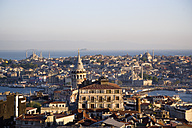 Turkey, Istanbul, View of cityscape - PSF000608