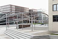 Germany, Hamburg, View of Magellan Terrace in Hafencity - MS002525