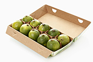 Lime in box on white background - CSF015615