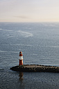 Germany, Rostock, View of harbour entrance - MSF002595