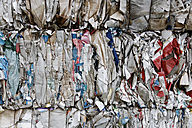 Germany, Recycling of paper - ANBF000035