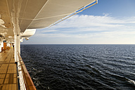 Baltic Sea, Cruise ship travelling between Russia and Finland - MS002628