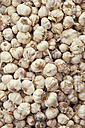 India, Kerala, Garlic in market - MBEF000250