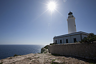 Spain, Formentera,  View of Far de la Mola lighthouse - DSF000316